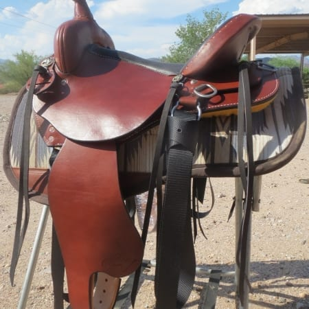 Canyon Rider Mule Saddle