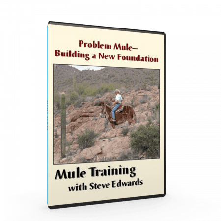 Steve Edwards Mule Training, Problem Mule Building a New Foundation