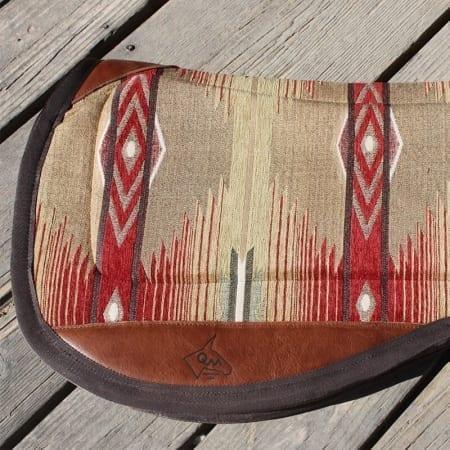 mule saddle pad