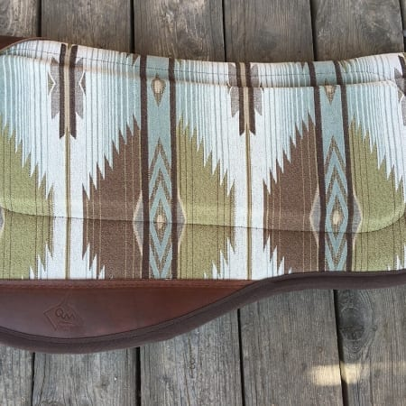 Steve Edwards Saddle Pad for Mules