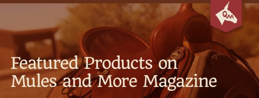 Mules and More Magazine Ad - Featured Image