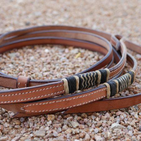 Custom Split Reins Featured-Image - Mule Ranch